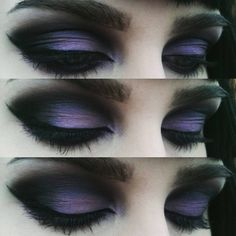 Dark Gothic eye work << Absolutely freaking adore this!!!!