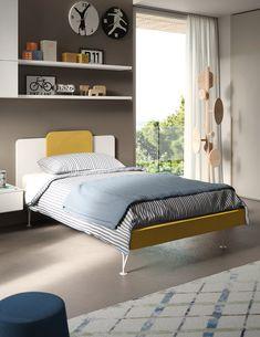 NIDI Teenage Bedroom Design by Battistella at MOOD