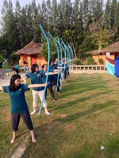 Pvc bow and arrow Bojjhanga archery thailand  zen archery   http://www.facebook.com/pochongarcheryclub