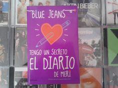 """""""Tengo un secreto: El diario de Meri"""" escrito por Blue Jeans"""