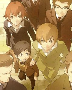 more group. Baccano!