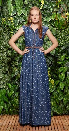 Só na Antix Store você encontra Vestido Longo Abacaxi com exclusividade na internet