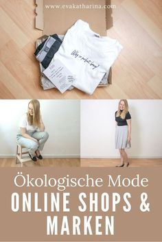 Ecological Fashion - Online Shops & Brands - Anika - - Ökologische Mode – Online Shops & Marken A list of great online shops for fair and ecological fashion.
