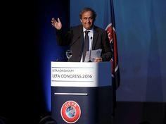 El desahuciado Platini cobrará una pensión de la UEFA