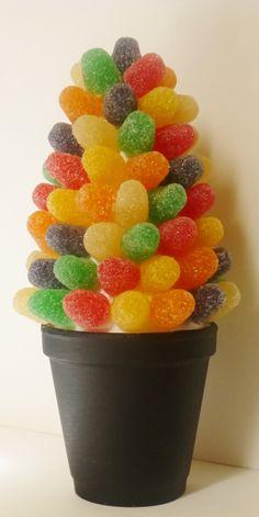 pinos de gomitas, chuches para cumpleaños o navidad by M. Paula Grassi