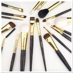 Editors' Obsessions. Smith Cosmetics' Brushes, $16-32 // Desi Perkins