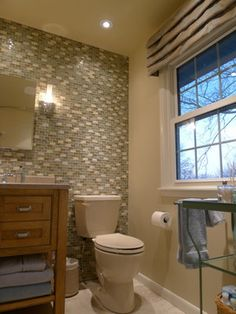 Hall Bathroom Traditional Indianapolis Susan Brook