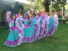 NPH Nicaragua's young dancers [NPH Nicaragua - 2008 - Estudiantinas]