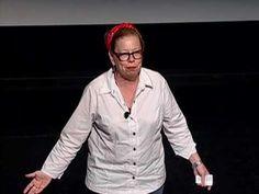 Cusp 2009 Lynda Barry part 1 of 2 - YouTube