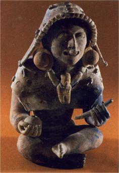 Ceramica de la cultura Valdivia,Colombia