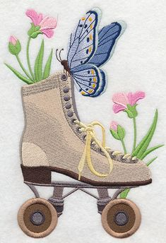 Machine Embroidery Designs at Embroidery Library! – Machine Embroidery Designs at Embroidery Library! Machine Embroidery Projects, Embroidery Software, Learn Embroidery, Machine Embroidery Applique, Embroidery Techniques, Embroidery Stitches, Hand Embroidery, Flower Embroidery Designs, Free Machine Embroidery Designs