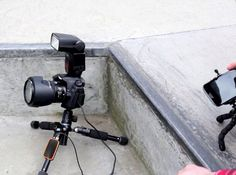 Weye Feye: DSLR camera controlled by your smartphone
