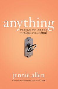 Anything by Jennie Allen - #Books #ChristianBooks