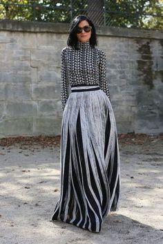 Bohemian Sophisticate : femalefashionadvice