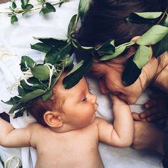 Newborn photography ideas.