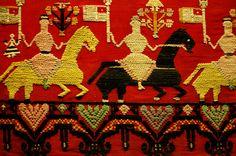 Έφιππες νύφες, Ιστορικό Μουσείο Κρήτης