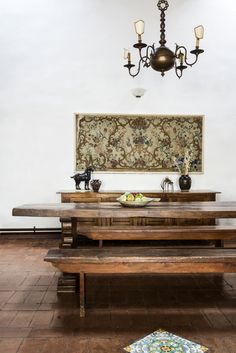 Tuscany, Countryside, Villa, Interiors, Cabinet, Storage, Furniture, Home Decor, Clothes Stand