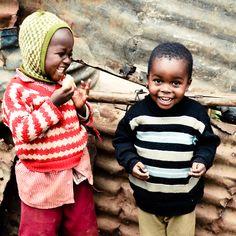mollyinkenya:    Laughter in Kibera | Nairobi, Kenya. Photography bymollyinkenya.