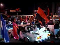 Video de Canción de Campaña del FSLN - Nicaragua 2011 - Tod@s l@s nicaragüenses a votar este 6 de noviembre de 2011 en la Casilla 2 por el único gobierno para l@s pobres de nuestra patria y que trabaja por el bien de tod@s. - set to Beatles tune 'I Couldn't Have Done Better ...'