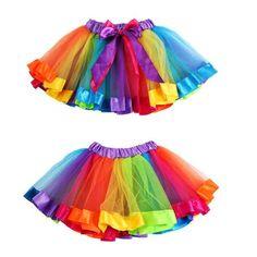 Girls Kids Petticoat Classic Multicolor Skirt Pettiskirt Bowknot Pleated Skirt Tutu Skirt Dancewear 0-8Y #Tutu skirts http://www.ku-ki-shop.com/shop/tutu-skirts/girls-kids-petticoat-classic-multicolor-skirt-pettiskirt-bowknot-pleated-skirt-tutu-skirt-dancewear-0-8y/