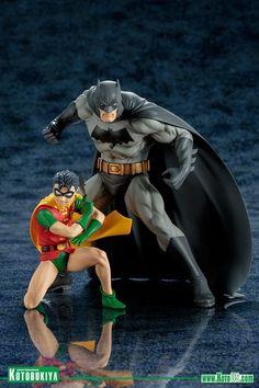 kotobukiya-batman-robin-1 More