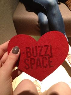 It's true, I ❤ @BuzziSpace! #neoconography #neocon13
