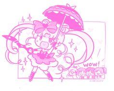 Sailor moon crossover with Kill la Kill