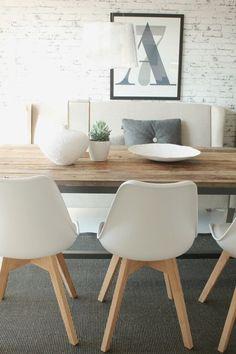 Una versión perfecta de la silla Eames