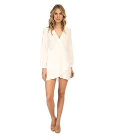 Brigitte Bailey Demri Dress White - Zappos.com Free Shipping BOTH Ways