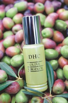 Get naturally gorgeous with DHC Olive Virgin Oil