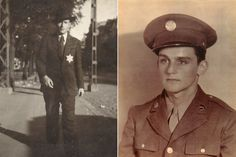 'We Weren't Prepared for This.' Inside the Accidental Liberation of a Concentration Camp (Left) Nandor Katz in Budapest, Hungary, circa (Right) Alan Moskin, at Camp Blanding in Florida, on Oct. World History, World War, Speakers Bureau, Book Burning, Riverside California, Anne Frank, Historical Photos