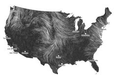 texturism:    this real-time wind map is hypnotizing. - warbyparker