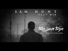"Hello all! It's been a long time since I've uploaded anything. Here is my new cover of sam Hunt's ""Take your time,"" and I am open to work with artists! Feel ..."