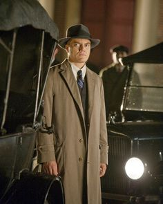 Michael Shannon on Boardwalk Empire - love how this character is getting darker and darker.