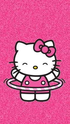 Hello Kitty Backgrounds, Hello Kitty Wallpaper, Sanrio Characters, Fictional Characters, Hello Kitty Pictures, Art Quotes, Art Sayings, Everything Is Fine, My Melody