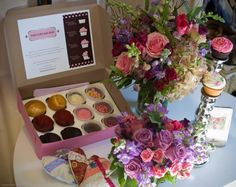 The Cupcake Bar: With 75 topping choices and 20 flavors of cupcakes, the combinations of cupcake flavors and toppings are endless, and the ability to choose all components of your cupcake creation can be a difficult but rewarding task party guests love. @TheCupcakeBar_