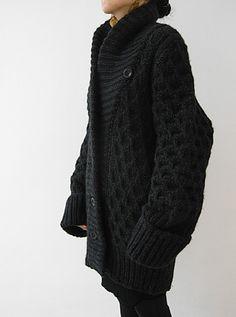 Maison Martin Margiela - Knit-Coat 1
