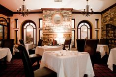 The Market House Restaurant at The Abbey Hotel Donegal Town