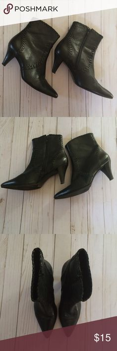 Antonio Melani Women Booties Size 7.5M Previously used but in good condition. Show signs of wear. ANTONIO MELANI Shoes Ankle Boots & Booties