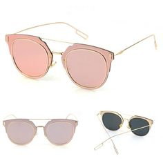 BOUTIQUE New Metal Rimless Star style Brand Cat Eye Sunglasses points Women  men Vintage Coating gafas so real 7ef00a7d7b