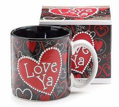 Our love ya mugs set of 2