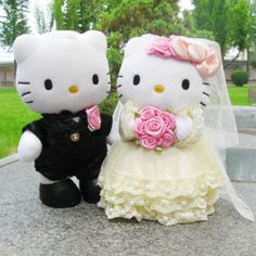 Hello Kitty and Dear Daniel are married :)