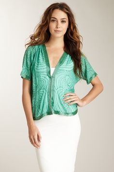 HauteLook | What Goes Around Comes Around Blowout: Bertille Silk Top