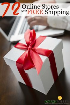 Are you looking to save with online shopping this holiday season? These 72 stores help you make the most of your money by offering free shipping.
