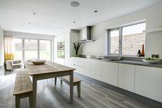 Kitchen in Plot 1