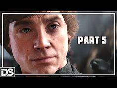Star Wars Battlefront 2 Singleplayer Gameplay German #5 - Luke Skywalker & R2D2 (Let's Play Deutsch)