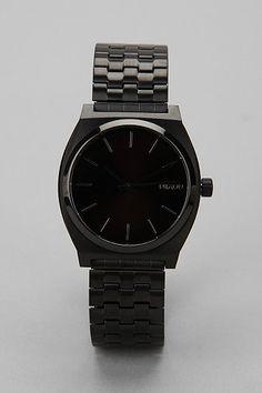 Nixon Metal Time Teller Watch