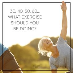 Exercise should be a pleasurable part of your life. Here is a gym routine according to your age group.