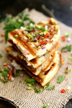 Spicy Picante Pepper Dosa Waffle       I am a foodie, I love food and everything related to it. I love to cook and entertain and I am suck...