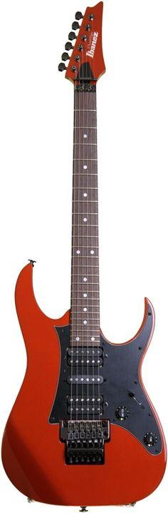 Ibanez Prestige RG655 Firestorm Orange Metallic ... Rich's guitar